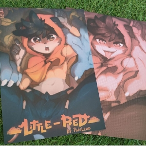 Red - Prints