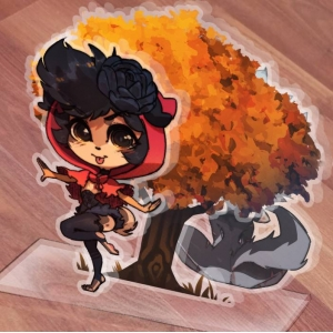 [PREORDER] Not So Little Red Standee