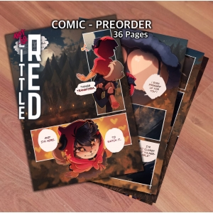 [PREORDER] Not So Little Red [2]