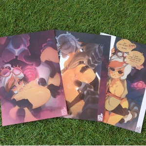Purah - Prints