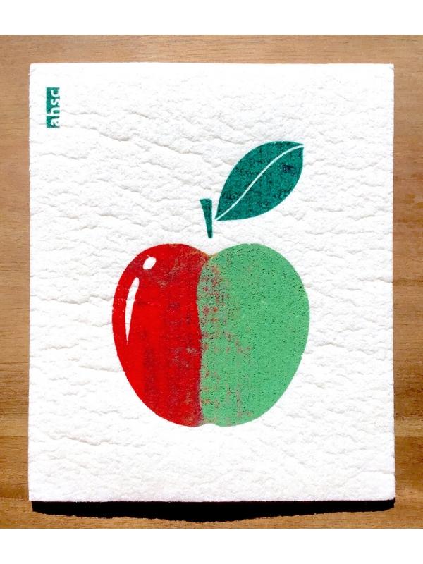 Apple Eco Dishcloth