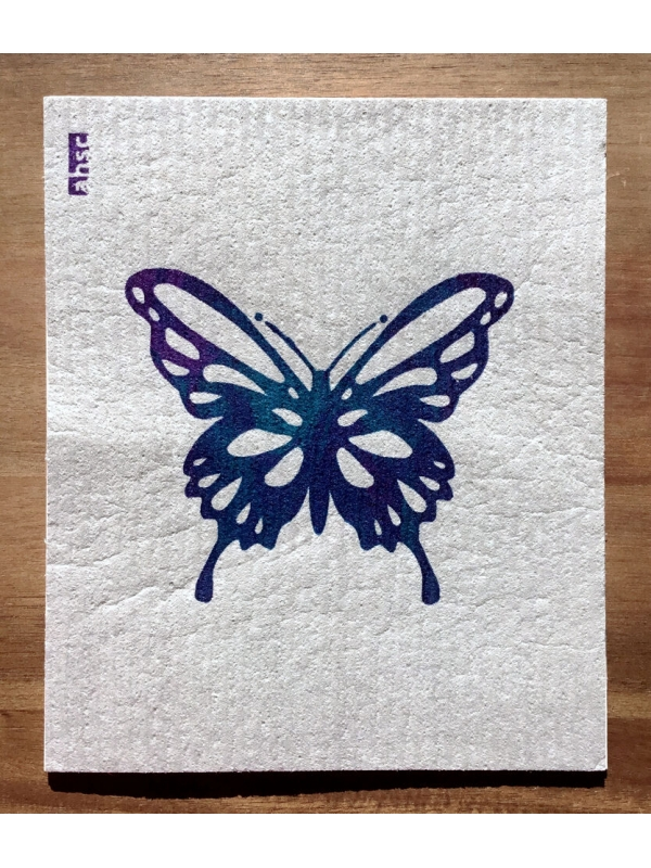 Butterfly Eco Dishcloth