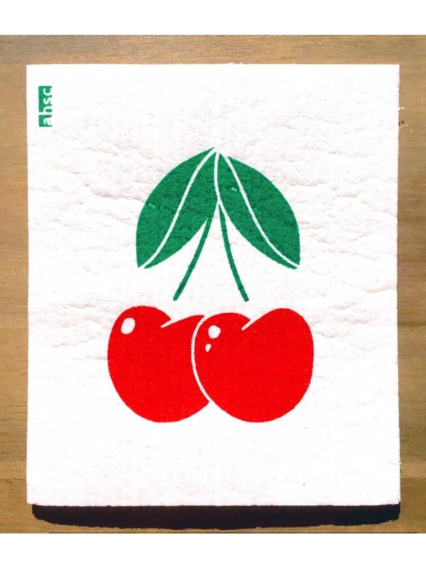 Cherry Eco Wishcloth