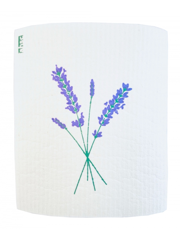 Lavender Dishcloth