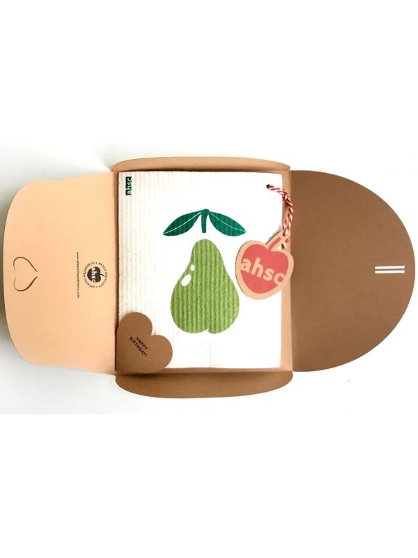 Pear Eco Wishcloth