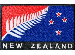 L | ORIGINAL SILVER FERN PATCH