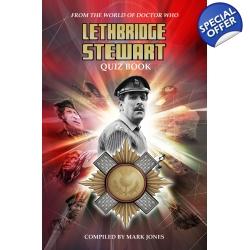 The Lethbridge-Stewart Quiz Book