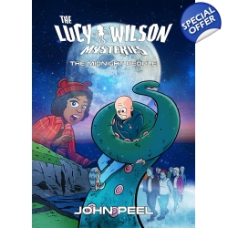 The Lucy Wilson Mysteries: The Midnight People