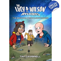 The Lucy Wilson Mysteries: The Brigadier & the B..