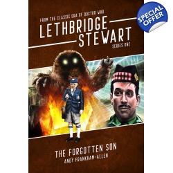 Lethbridge-Stewart Series 1 Book Bundle