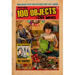 100 Objects of Dr Who
