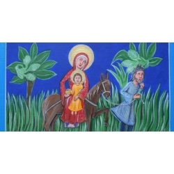 Flight into Egypt - 'Pack' of 10