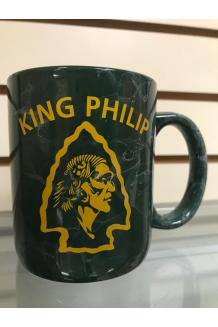 KP Green Ceramic Mug