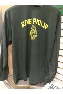 KP Green Long Sleeve Shirt