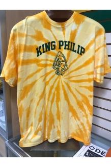 KP Yellow Tie Dye T-Shirt