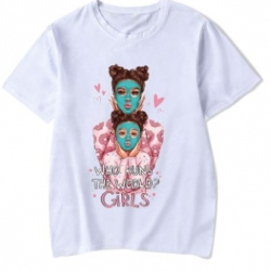 Mom and Daughter T-shirt#6