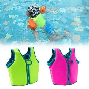 Children Kids Sports Swimming Floating Swim Aid Vest Buoyancy Safety Life Jacket