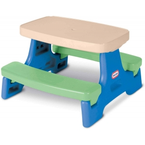 Little Tikes Easy Store Jr. Play Table