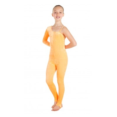 Ballet Colours Lycra Catsuit One Long Sleeve with Spagetti Strap #SHOLA