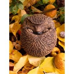 Adult Hedgehog - Handmade in stoneware clay